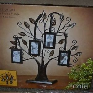 Cole Street Accents Nwot Cole Street Tree Of Life Picture Frame Poshmark